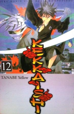 Kekkaishi Vol. 12  by  Yellow Tanabe