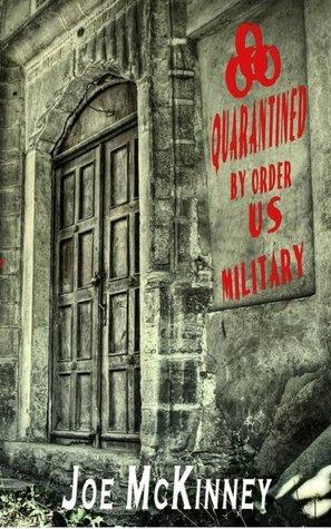 Quarantined Joe McKinney