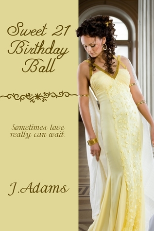 Sweet 21 Birthday Ball Jewel Adams