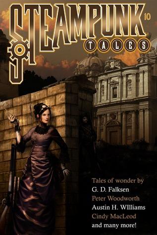 Steampunk Tales: Issue 10 G.D. Falksen