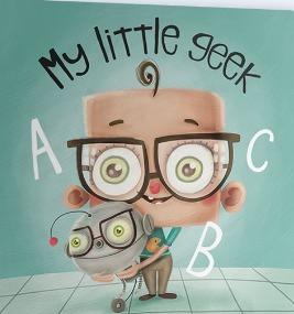 My Little Geek (My Little Geek, #1)  by  Andrew Spear