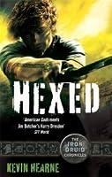 Hexed (The Iron Druid Chronicles, #2)