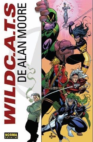WildC.A.T.s. de Alan Moore  by  Alan Moore