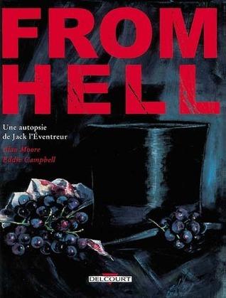 From Hell: Une autopsie de Jack lÉventreur Eddie Campbell