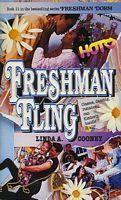 Freshman Fling (Freshman Dorm, #11) Linda A. Cooney
