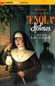 Laffaire Lady Alistair (Les enquГЄtes dEnola Holmes #2)  by  Nancy Springer