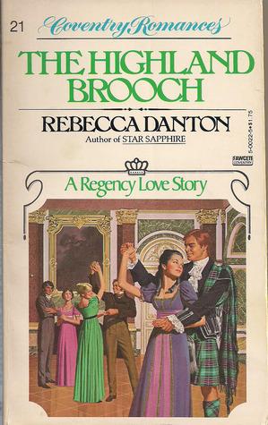 Highland Brooch Rebecca Danton