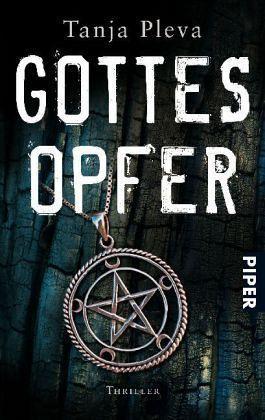 Gottesopfer (Sam OConnor, #1)  by  Tanja Pleva