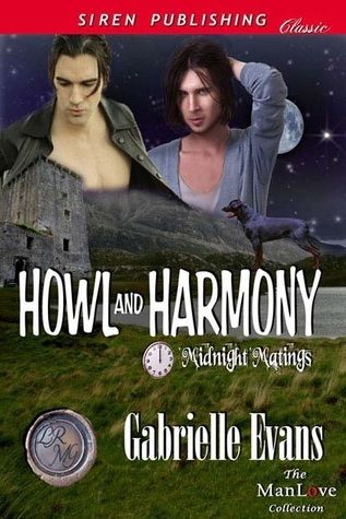 Howl And Harmony (Midnight Matings, #11)  by  Gabrielle Evans