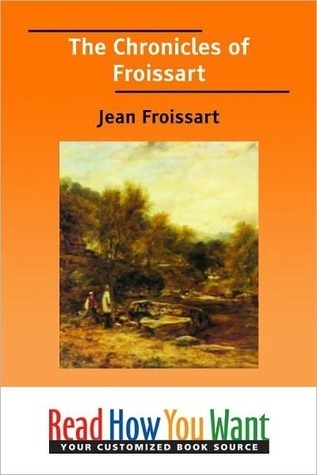 Chronicles Jean Froissart