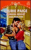 Husband: Bought And Paid For (Harlequin Special Edition, No 1139) Laurie Paige