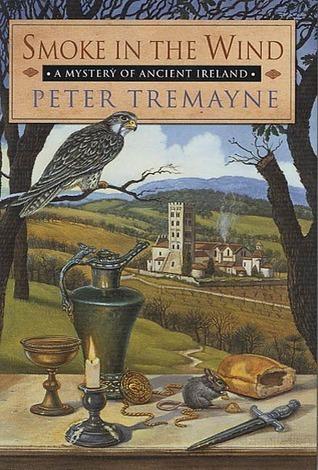Smoke in the Wind (Sister Fidelma, #11)  by  Peter Tremayne