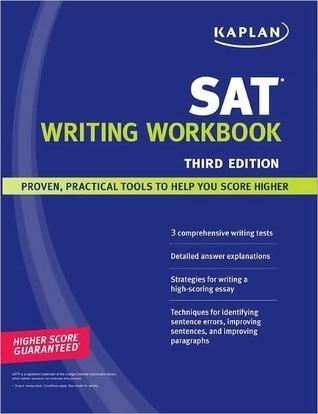 Kaplan SAT Writing Workbook   (Kaplan Sat Writing Workbook)  by  Kaplan Inc.