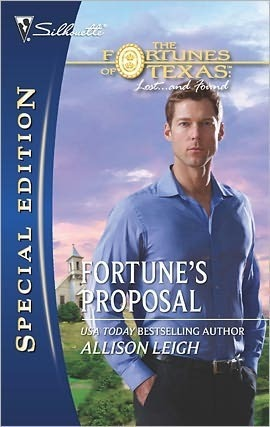 Fortunes Proposal  by  Allison Leigh