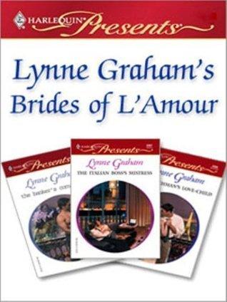 Lynne Grahams Brides of LAmour Bundle Lynne Graham