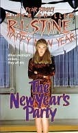 The New Years Party (Fear Street Superchiller, # 9)  by  R.L. Stine