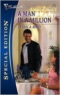 A Man In A Million (The Moorehouse Legacy, #4) (Silhouette Special Edition #1803) Jessica Bird