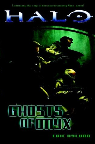 Ghosts of Onyx (Halo, #4)  by  Eric S. Nylund