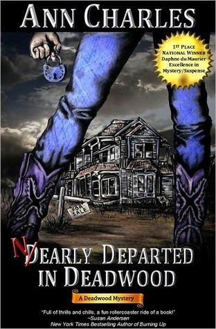 Nearly Departed in Deadwood (Deadwood, #1) Ann Charles