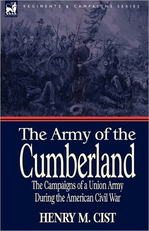 The Army Of The Cumberland  by  Henry M. Cist