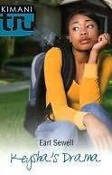 Keyshas Drama (Keysha, #1)  by  Earl Sewell
