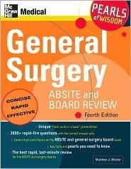 General Surgery ABSITE and Board Review Matthew J. Blecha