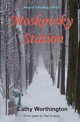 Moskovsky Station  by  Cathy Worthington