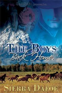The Boys Back Home  by  Sierra Dafoe