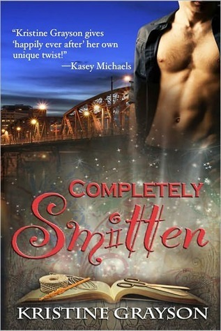 Completely Smitten (Fates #3)  by  Kristine Grayson