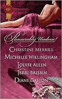 Pleasurably Undone!: Seducing A Stranger/The Vikings Forbidden Love Slave/Disrobed And Dishonored/A Night For Her Pleasure/The Unlacing Of Miss Leigh  by  Christine Merrill