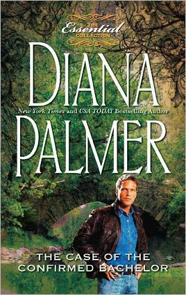 The Case Of The Confirmed Bachelor (Silhouette Desire #715)  by  Diana Palmer