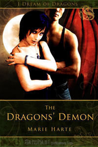 The Dragons Demon (Ethereal Foes #1)  by  Marie Harte