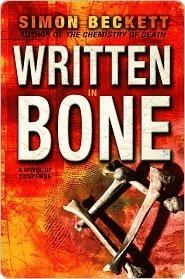 Written in Bone (David Hunter #2) Simon Beckett