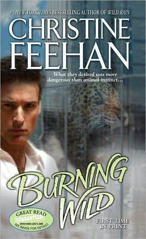 Burning  Wild (Leopard People, #3)  by  Christine Feehan