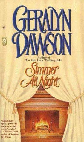 Simmer All Night Geralyn Dawson