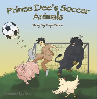 Prince Dees Soccer Animals  by  Papa Didos