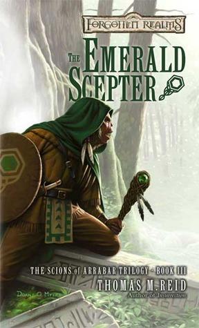 The Emerald Sceptre (Scions of Arrabar #3)  by  Thomas M. Reid