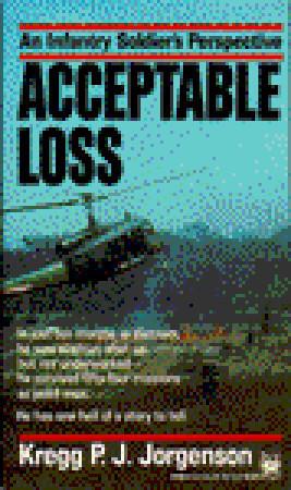 Acceptable Loss  by  Kregg P.J. Jorgenson
