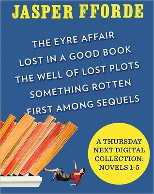 A Thursday Next Digital Collection: Novels 1-5 (Thursday Next, #1-5) Jasper Fforde