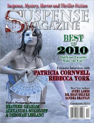Suspense Magazine December 2010 John Raab