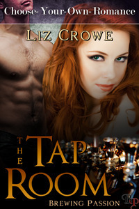 The Tap Room (Brewing Passion, #4)  by  Liz Crowe