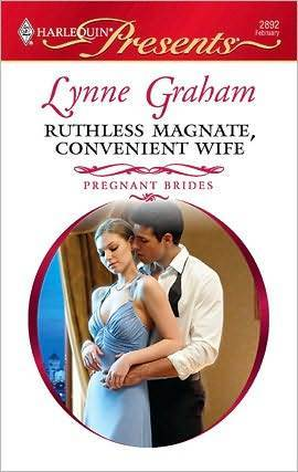 Ruthless Magnate, Convenient Wife  (Harlequin Presents, #2892) Lynne Graham