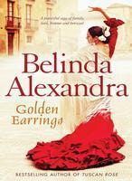 Golden Earrings Belinda Alexandra