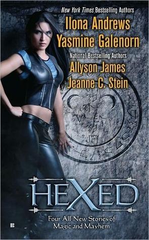 Hexed (Kate Daniels, #4.5) Ilona Andrews