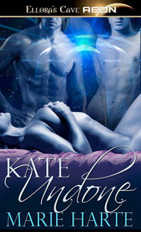 Kate Undone (Voiders, #2)  by  Marie Harte