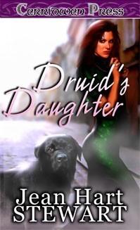 Druids Daughter (Garland of Druids, # 1)  by  Jean Hart Stewart