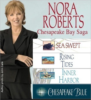 The Chesapeake Series Collection (Chesapeak Bay Saga #1-4)  by  Nora Roberts