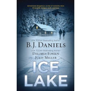 Ice Lake: Gone Cold/Cold Heat/Stone Cold  by  B.J. Daniels