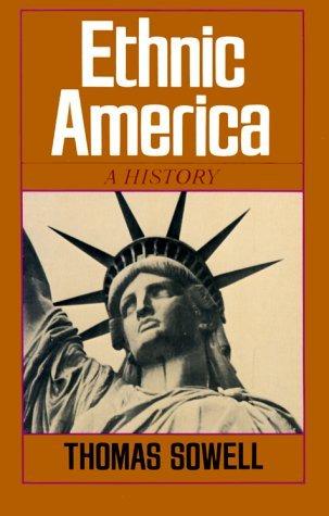Thomas sowell ethnic america pdf