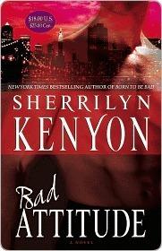 Bad Attitude (B.A.D. Series, #1)  by  Sherrilyn Kenyon